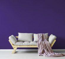 Passione Ultra Violet: ecco come arredare casa con magia