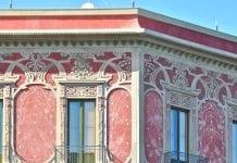 Liberty catanese: il celebre Palazzo Rosa