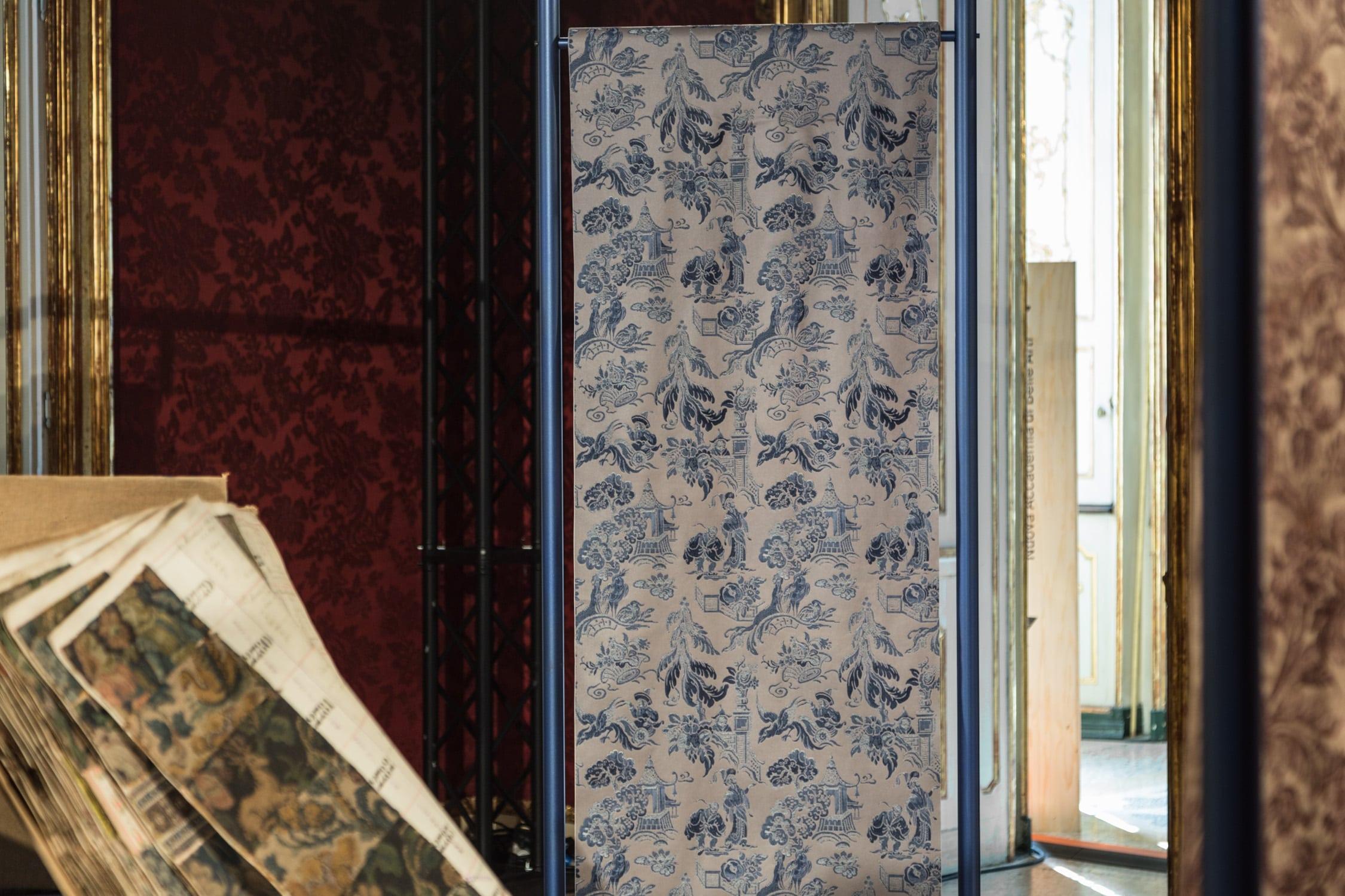 Una delle carte della collezione esposte a Palazzo Litta