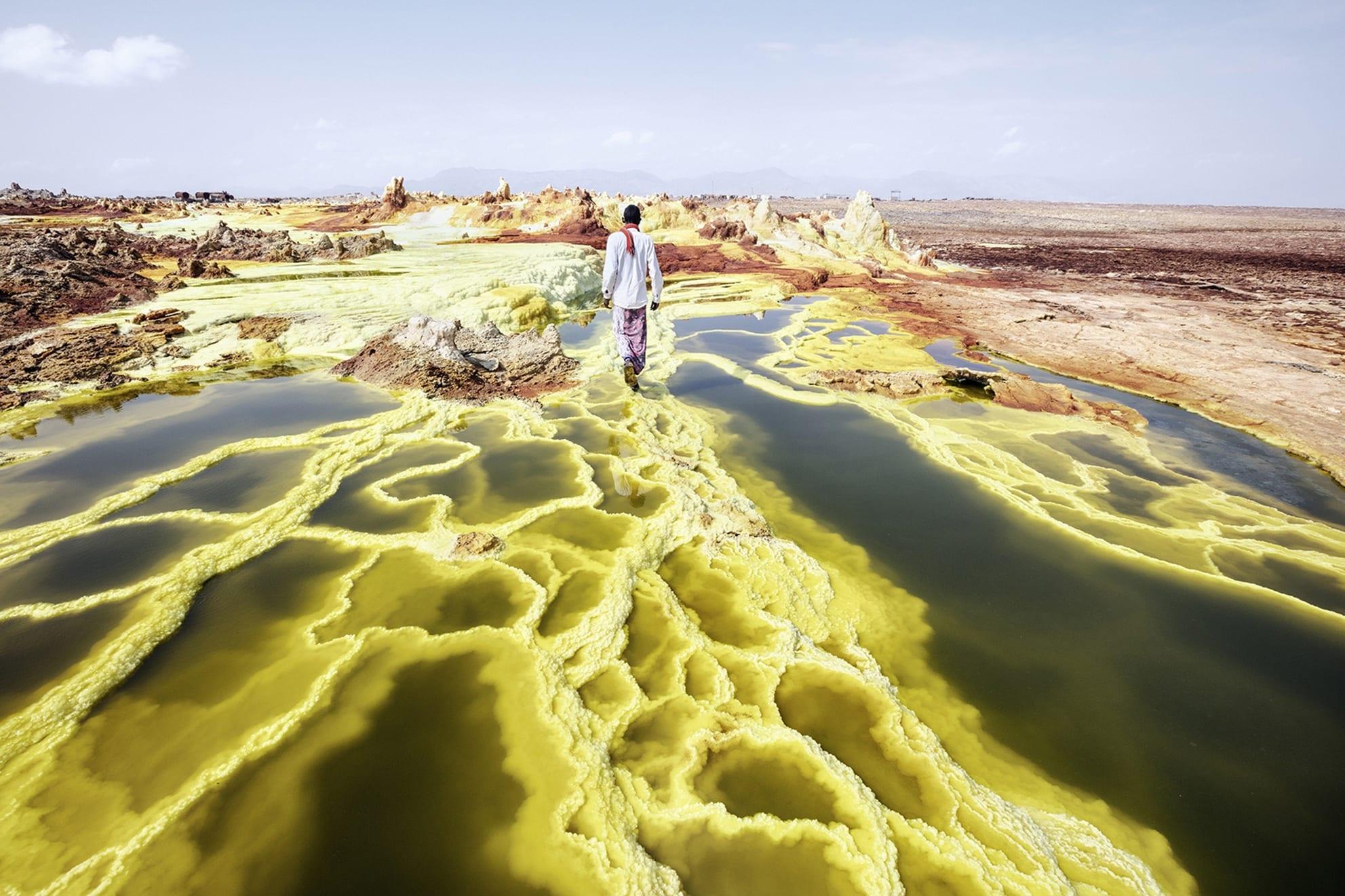 The Danakil Desert, Eritrea - © Andrea Frazzetta